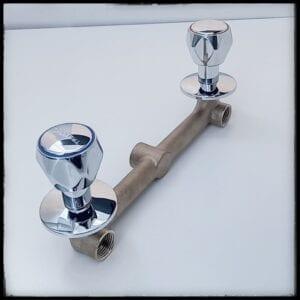 Mezcladora de ducha Trébol modelo Iris
