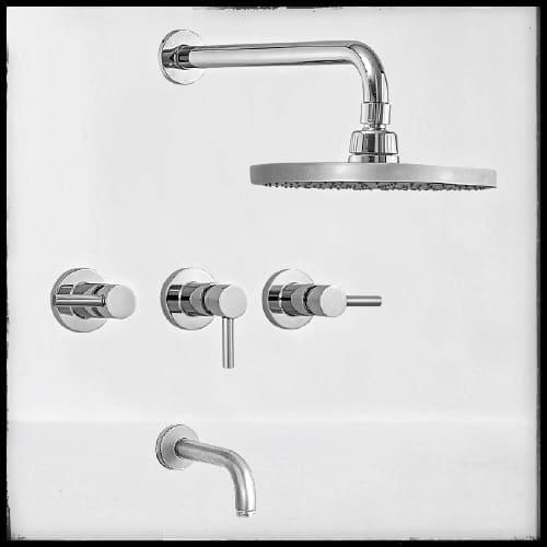 mezcladora ducha tina vainsa lever