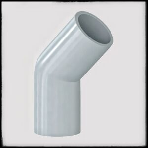 Codo PVC Pavco de 45