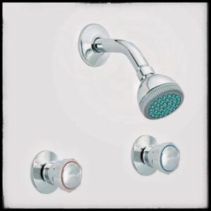 Mezcladora de ducha Trébol Eco