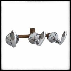 Mezcladora de ducha tina Italgrif